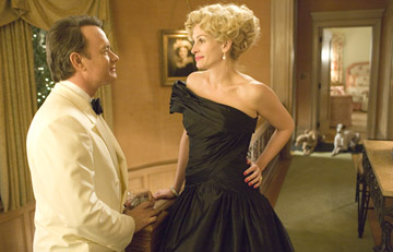 Tom Hanks and Julia Roberts in 'Charlie Wilson's War'